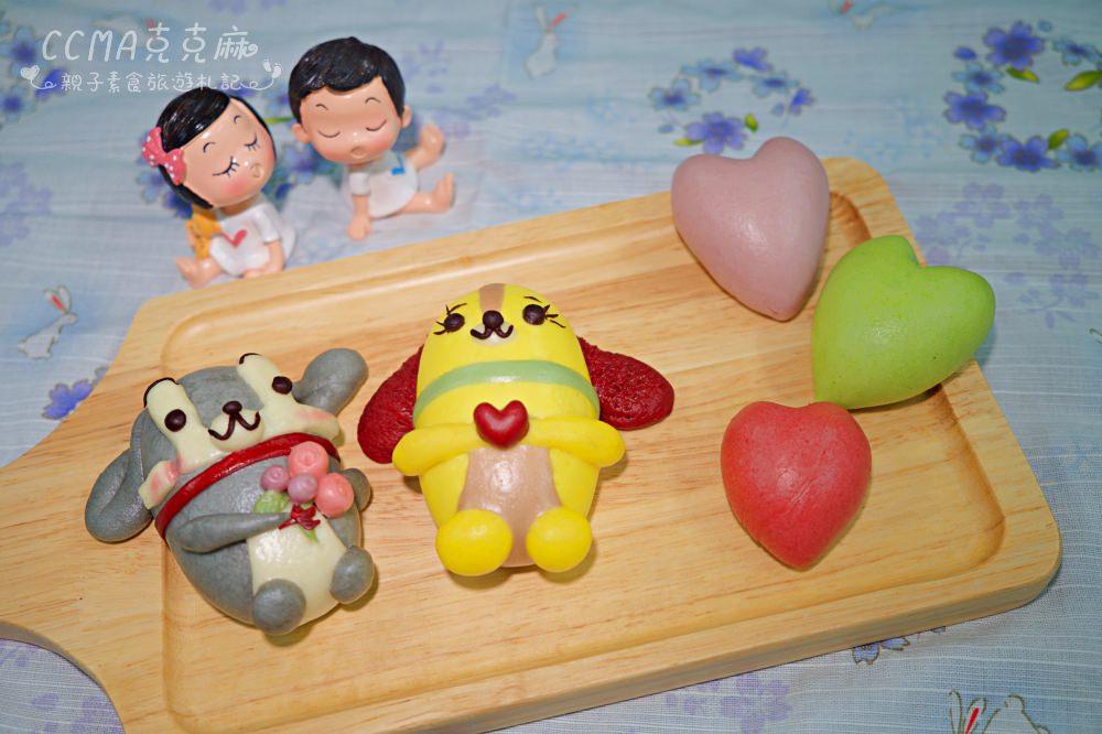 【親子】Yumi手作烘焙│迪士尼造型饅頭│三重區小班教學親子烘焙教室│初學者第一次烘焙就上手